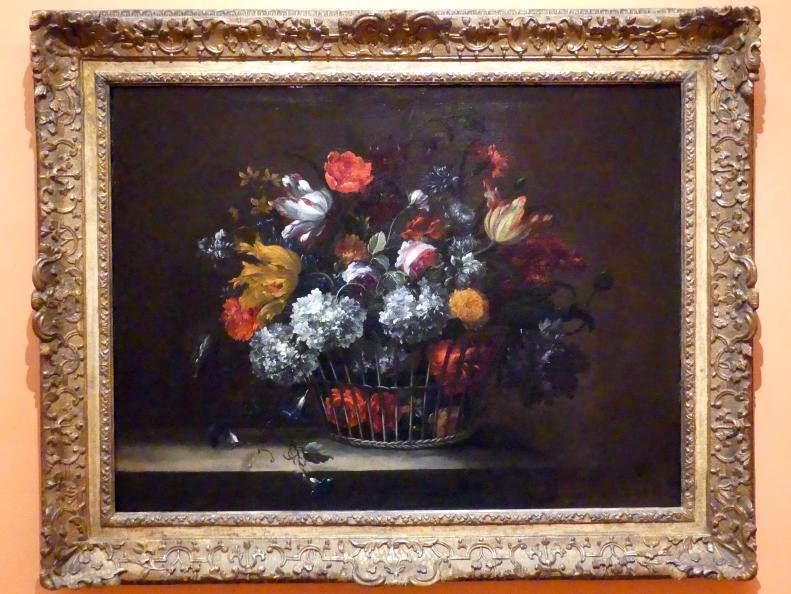 Jean-Baptiste Monnoyer: Blumenkorb, Undatiert