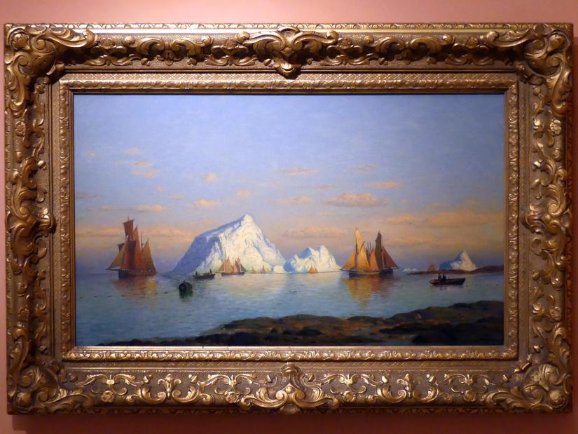 William Bradford: Fischer an der Küste von Labrador, Undatiert