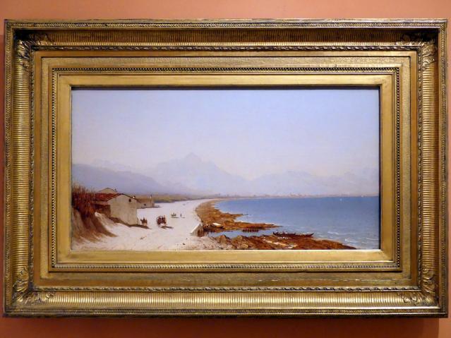 Sanford Robinson Gifford: Bei Palermo, 1874