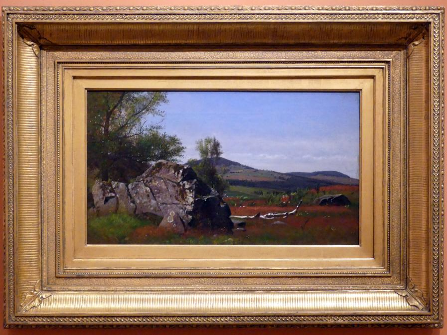 James McDougal Hart: Sommer in den Catskill Mountains, Um 1865