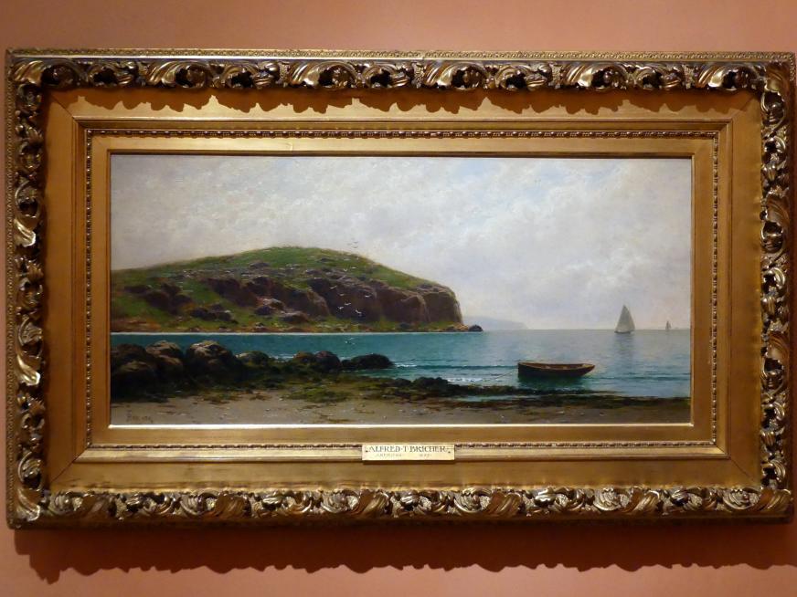 Alfred Thompson Bricher: Küstenansicht, Undatiert