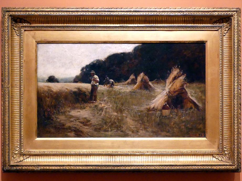 Léon Augustin Lhermitte: Erntearbeiter, um 1870 - 1880