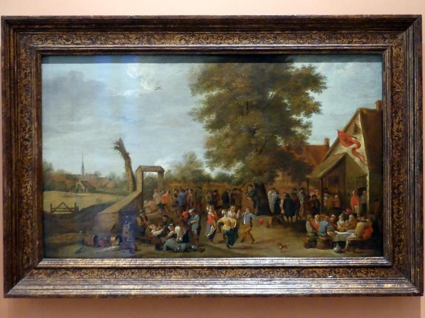 David Teniers der Jüngere: Dorffest, um 1650