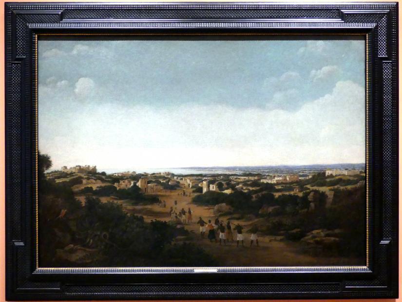 Frans Post: Blick auf die Ruinen von Olinda, Brasilien, 1665