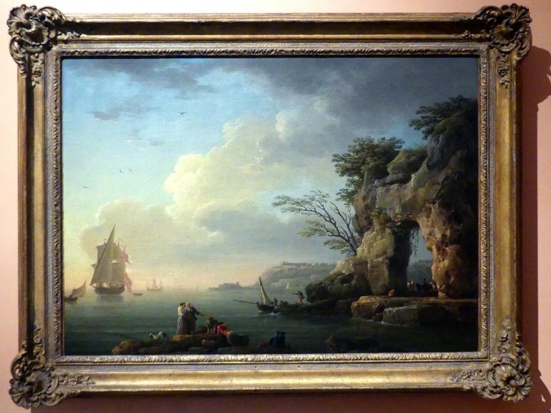 Claude Joseph Vernet: Die ruhige See, 1748