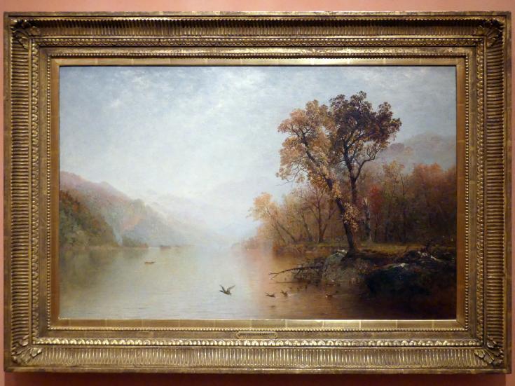 John Frederick Kensett: Lake George, um 1860