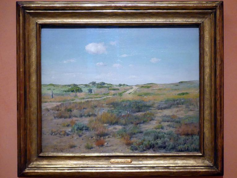 William Merritt Chase: Shinnecock Hills, 1893 - 1897