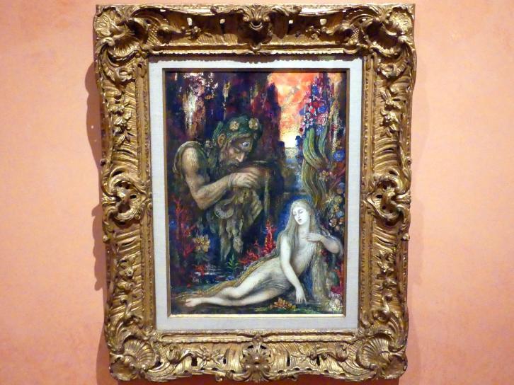 Gustave Moreau: Galateia, Um 1896
