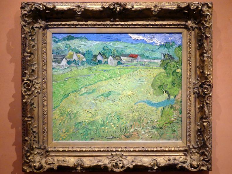 Vincent van Gogh: Vessenots in Auvers, 1890