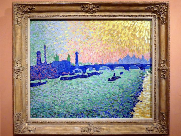 André Derain: Waterloo Bridge, 1906