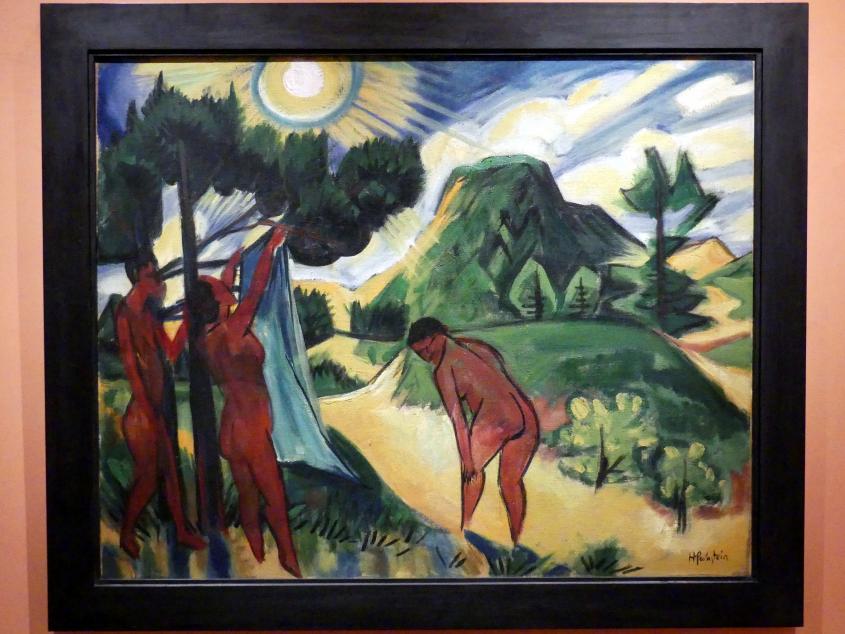 Max Pechstein: Sommer in Nidden, um 1919 - 1920