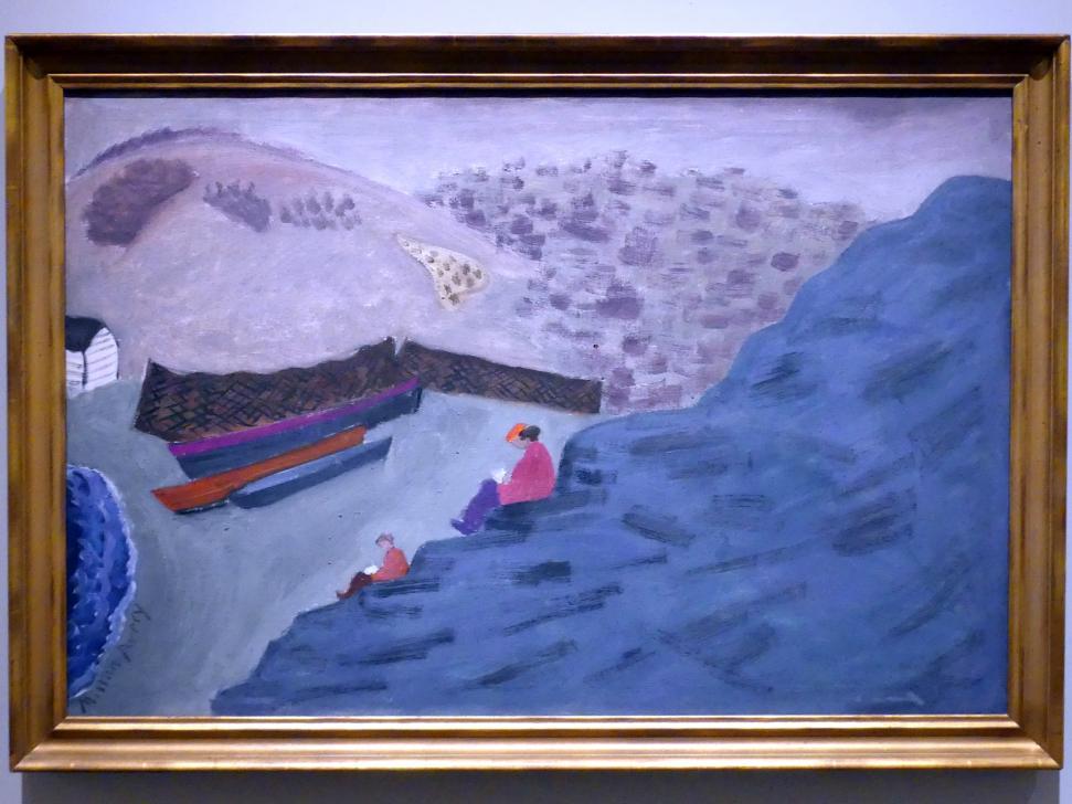 Milton Avery: Kanadische Bucht, 1940