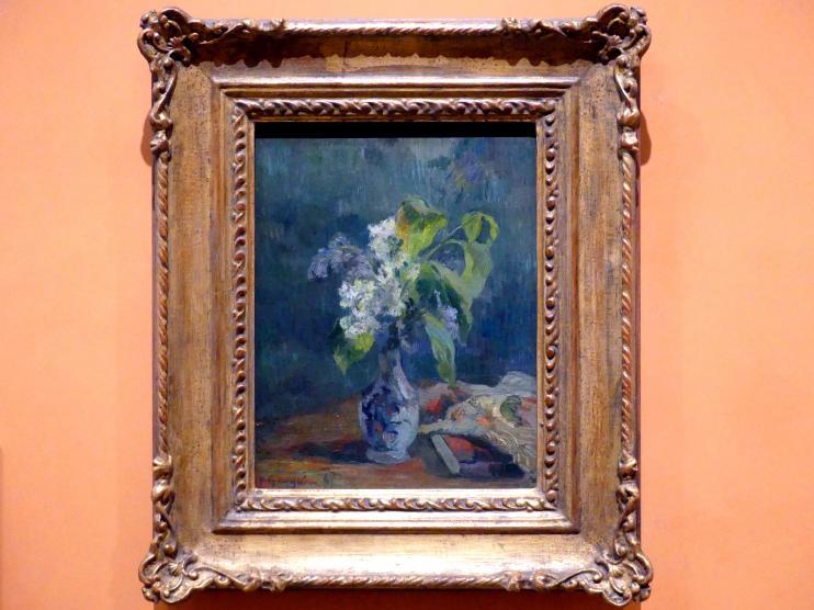 Paul Gauguin: Flieder, 1885