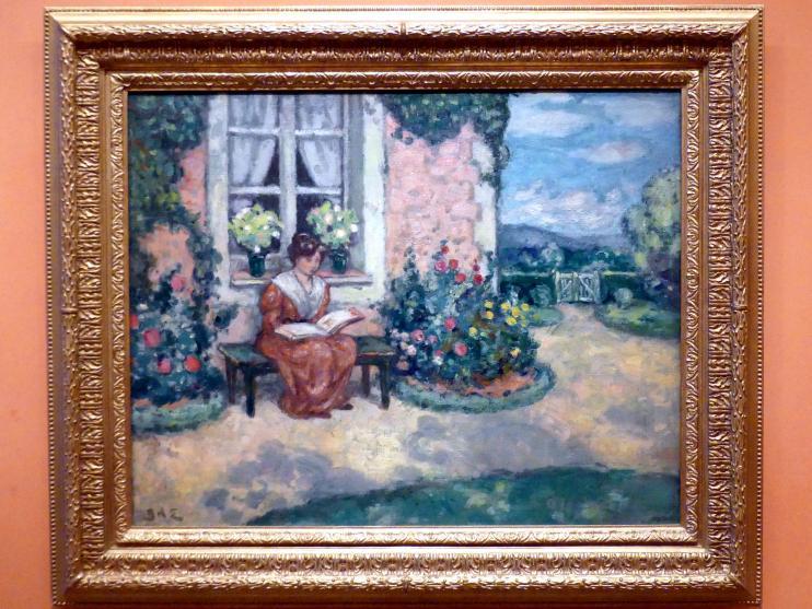 Georges d'Espagnat: Simone, um 1907