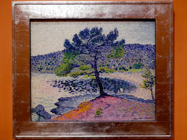 Henri Edmond Cross: Strand, Abendeffekt, 1902