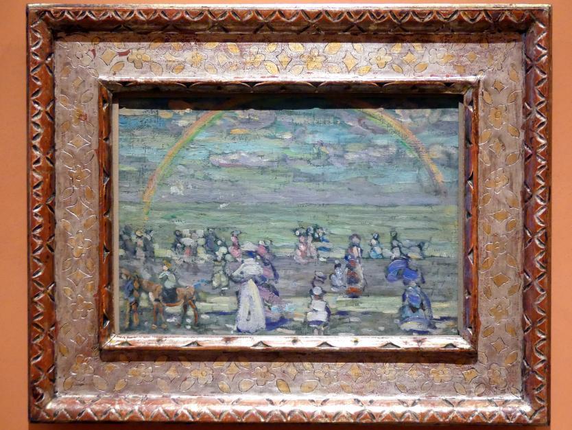 Maurice Brazil Prendergast: Regenbogen, 1905