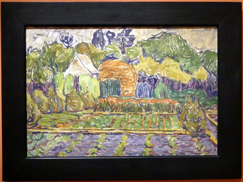 Christian Rohlfs: Garten in Soest, um 1905