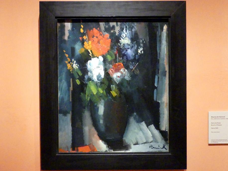 Maurice de Vlaminck: Blumenstrauß, um 1909