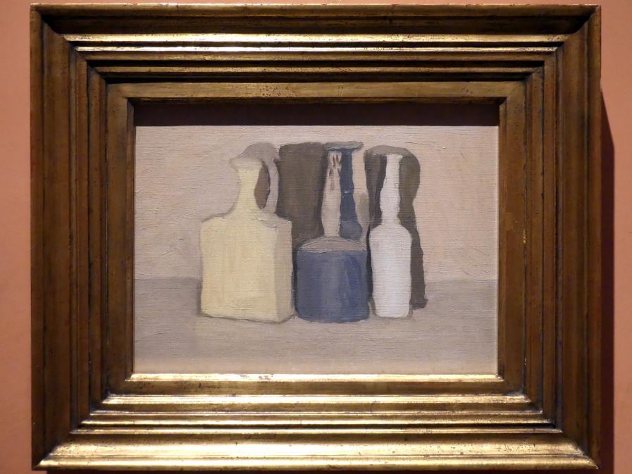 Giorgio Morandi: Sillleben, 1948 - 1949