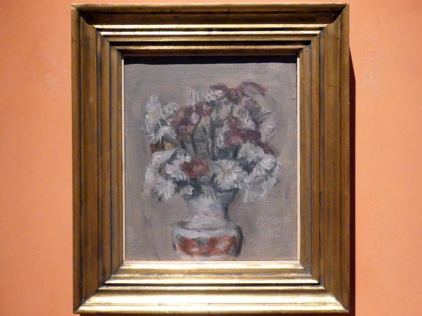 Giorgio Morandi: Blumen, 1942