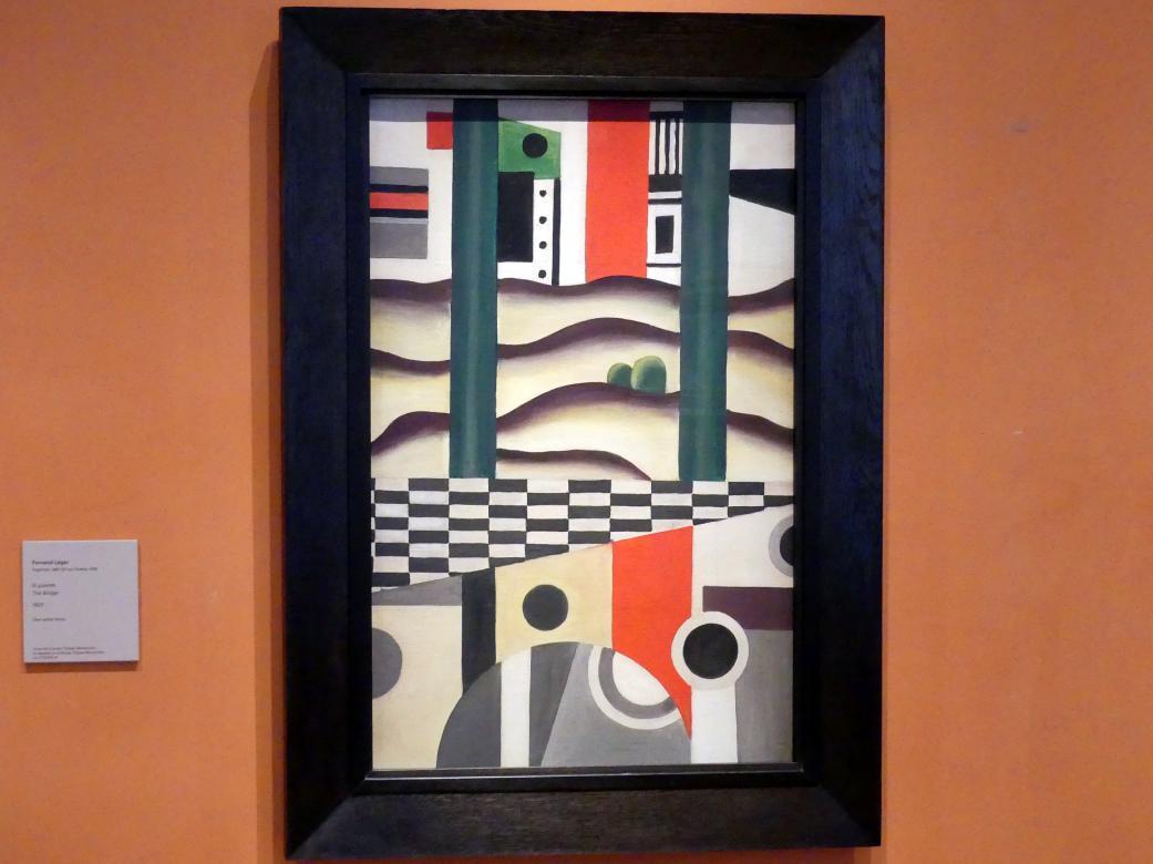 Fernand Léger: Brücke, 1923