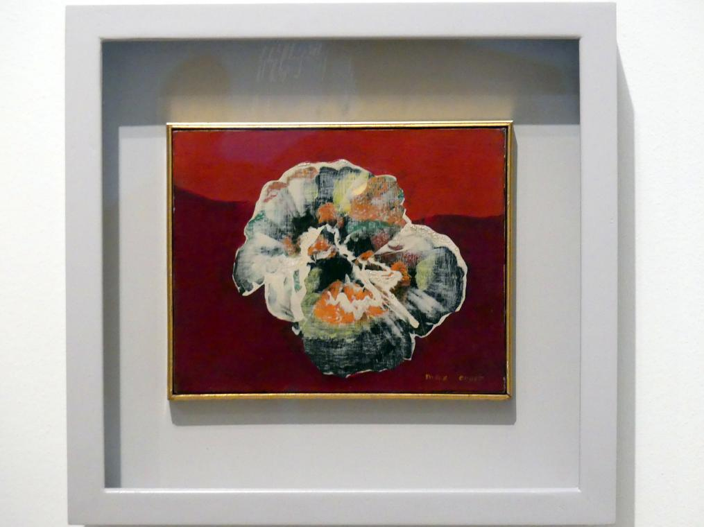 Max Ernst: Blumen-Muschel, 1927