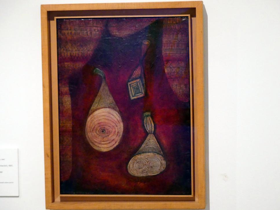 Paul Klee: Omega 5 (Fallen), 1927, 295, 1912