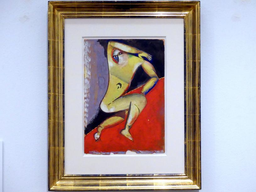 Marc Chagall: Akt, 1913