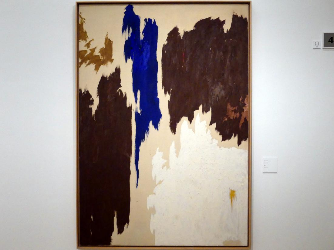 Clyfford Still: 1965 (PH-578), 1965