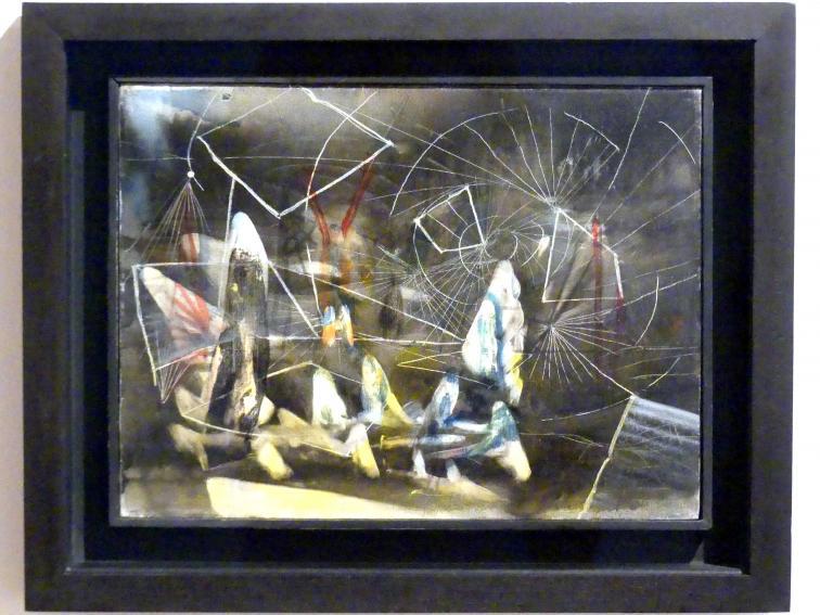 Roberto Matta: Ohne Titel, 1942 - 1943