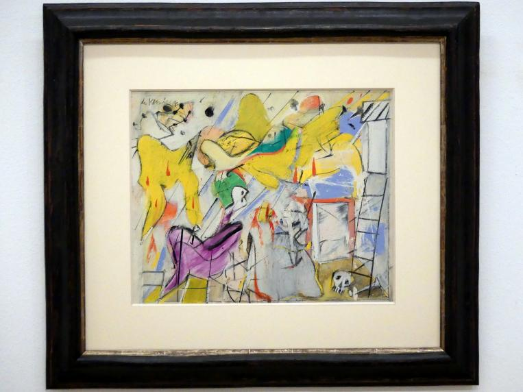 Willem de Kooning: Abstraktion, 1949 - 1950