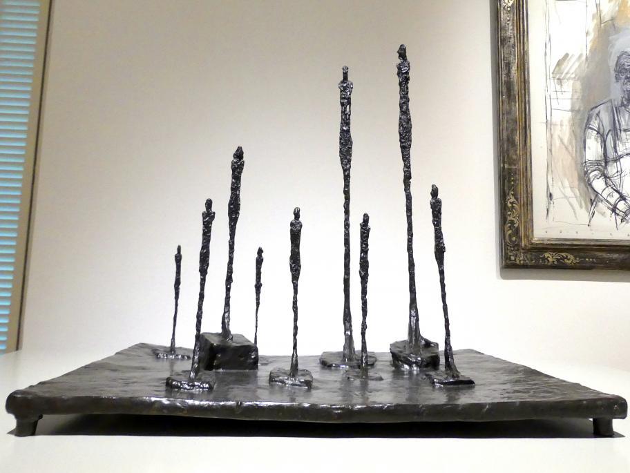 Alberto Giacometti: Lichtung, 1950