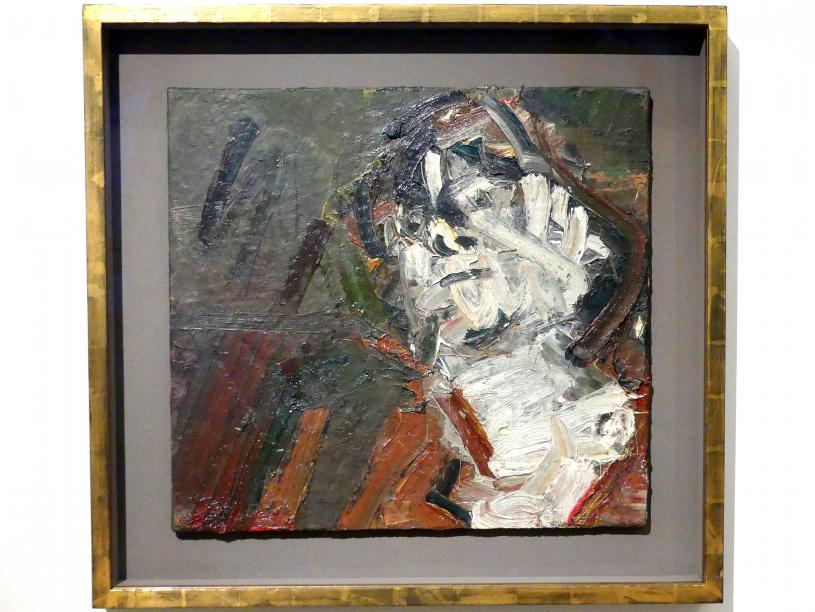 Frank Auerbach: Kopf von J.Y.M., 1978