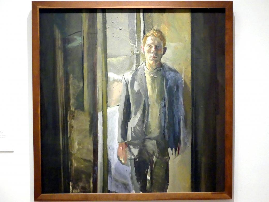 Michael James Andrews: Porträt von Timothy Behrens, 1962