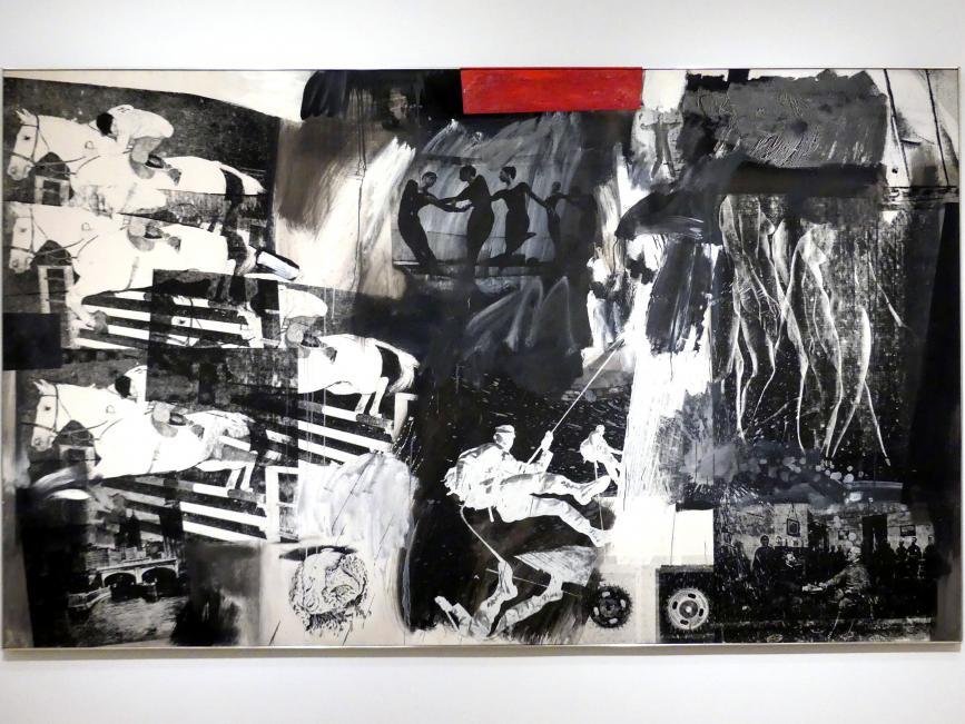 Robert Rauschenberg: Express, 1963