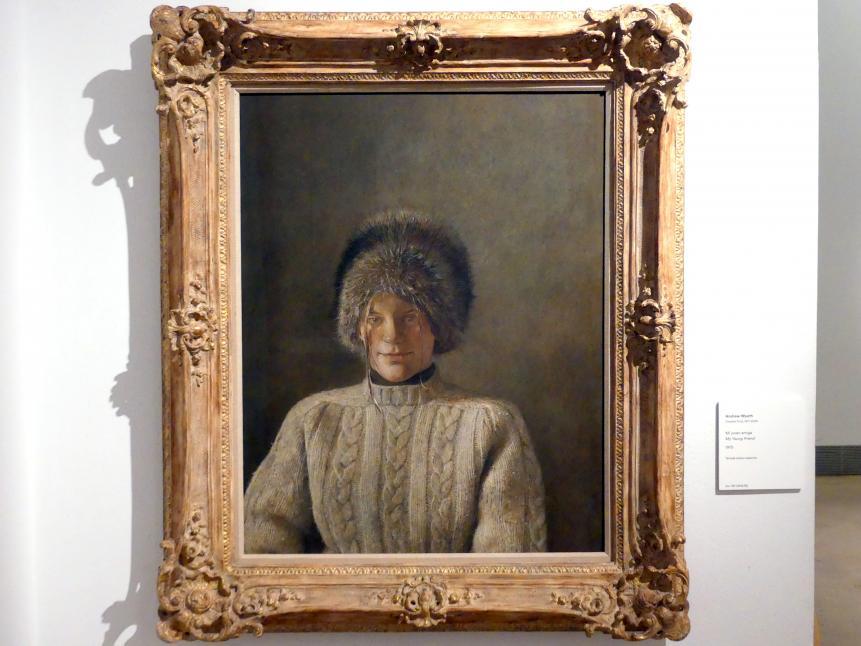 Andrew Wyeth: Mein junger Freund, 1970
