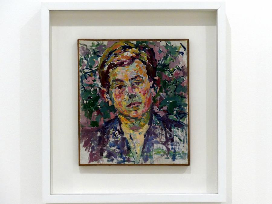 Alberto Giacometti: Porträt Diego Giacometti, um 1918