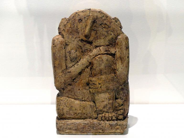 Alberto Giacometti: Hockende Figur, um 1926