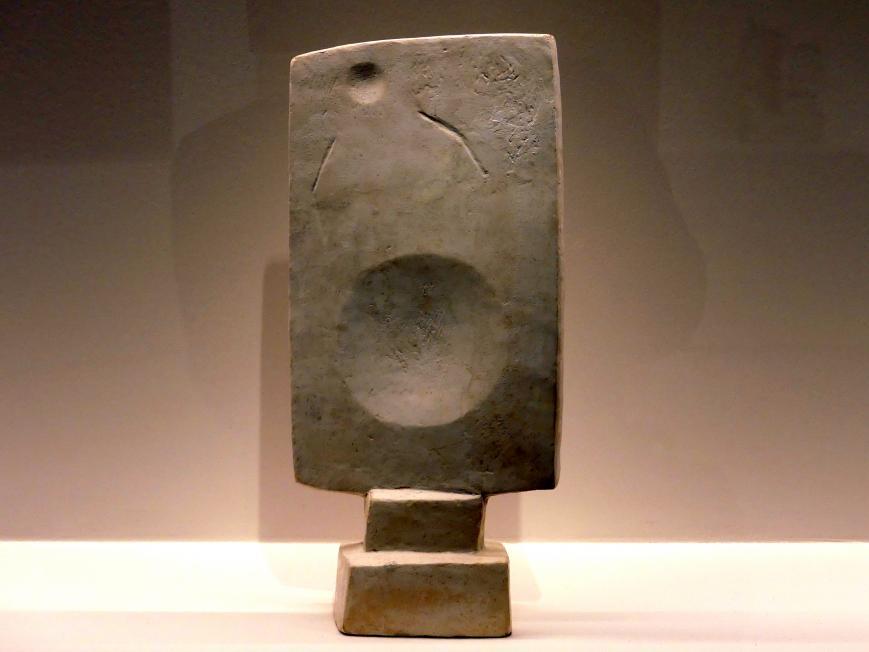 Alberto Giacometti: Frau (Flach III), 1927 - 1929
