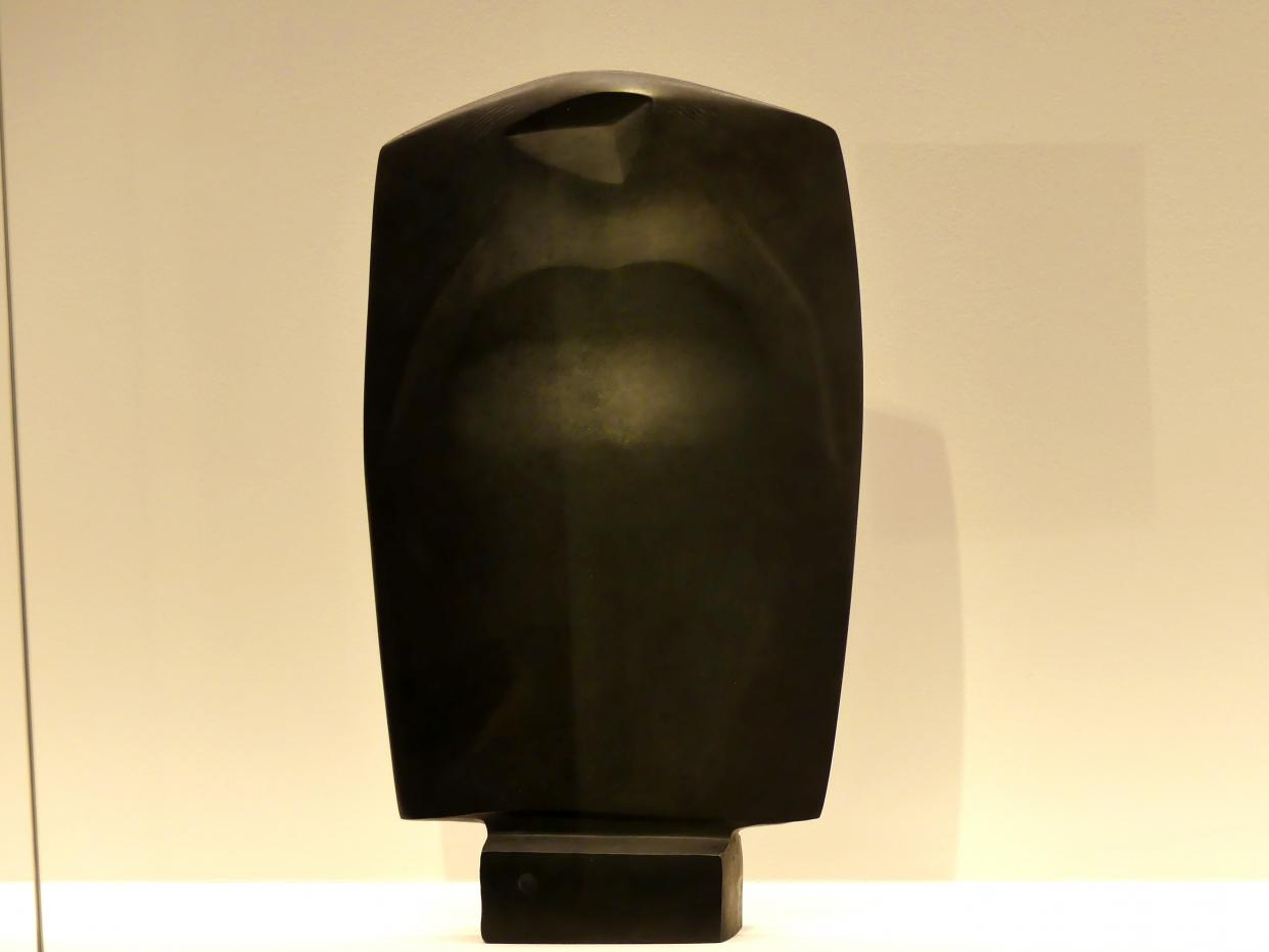 Alberto Giacometti: Frau (Flach V), 1929