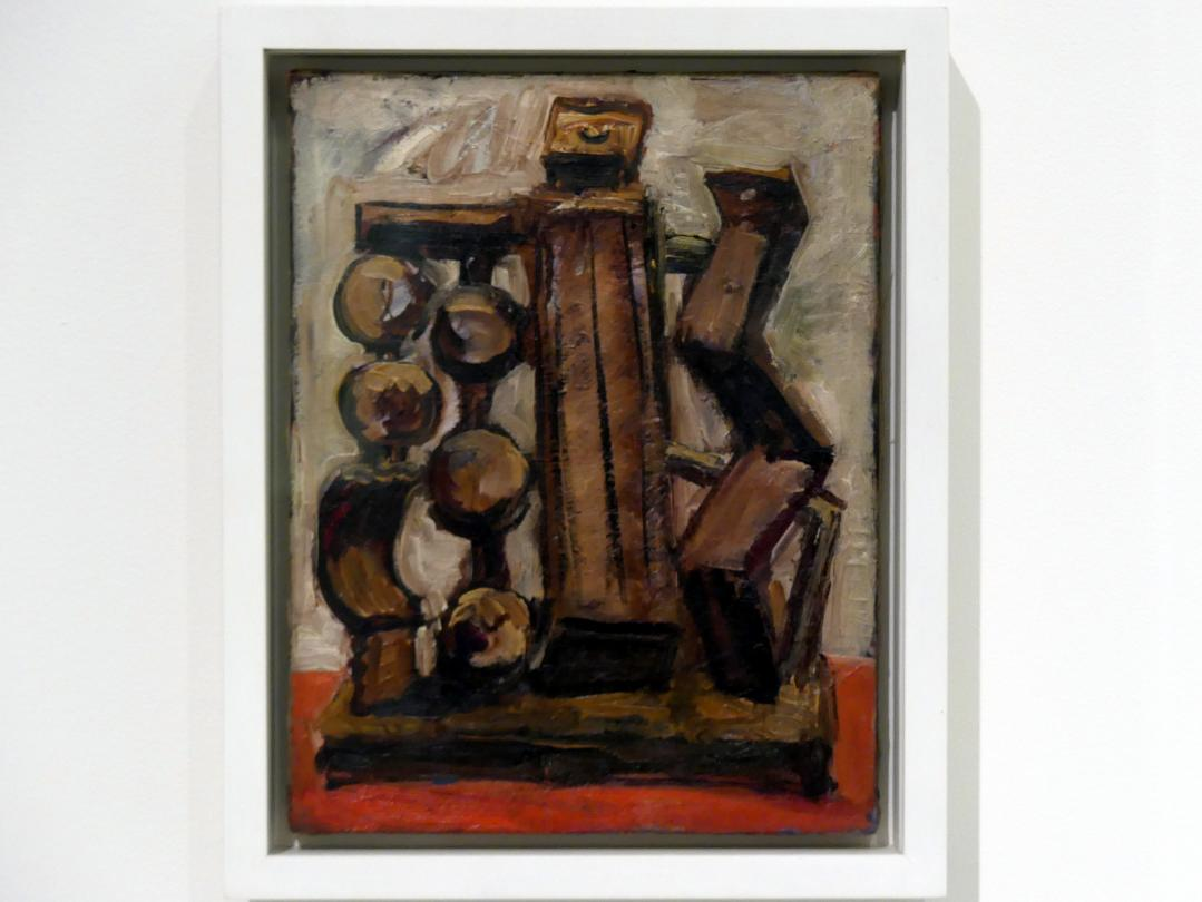 Alberto Giacometti: Skulptur, 1927 - 1930