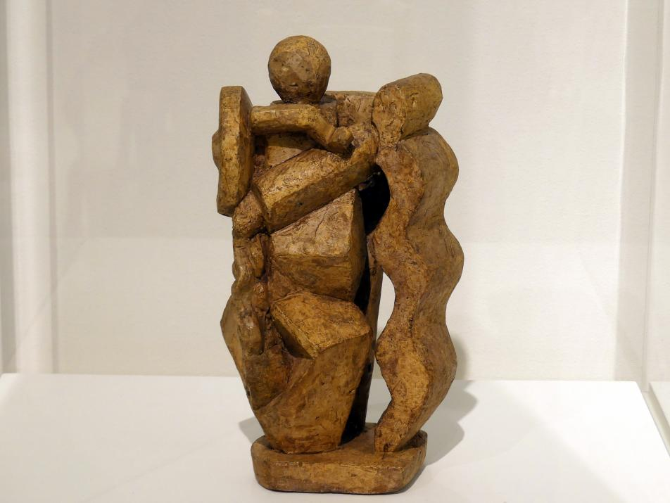 Alberto Giacometti: Komposition, 1927 - 1928
