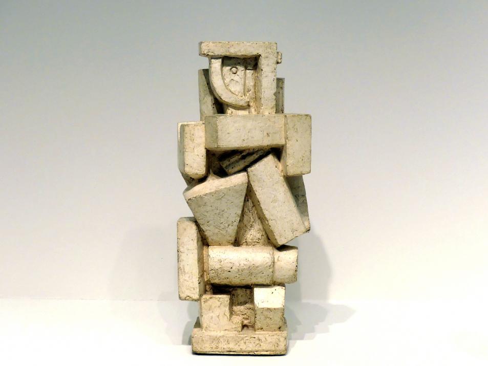 Alberto Giacometti: Kubische Figur, 1926