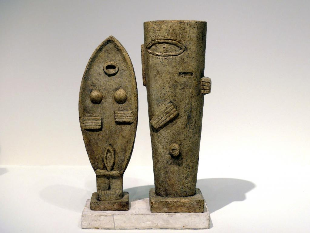 Alberto Giacometti: Das Paar, 1926