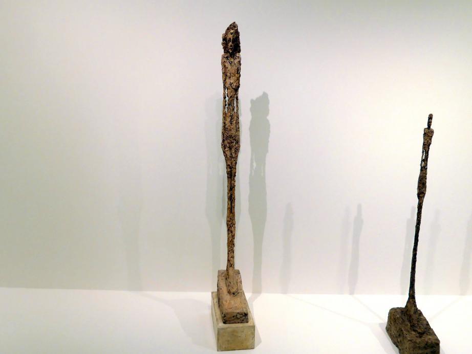 Alberto Giacometti: Frau Leoni, 1947 - 1958