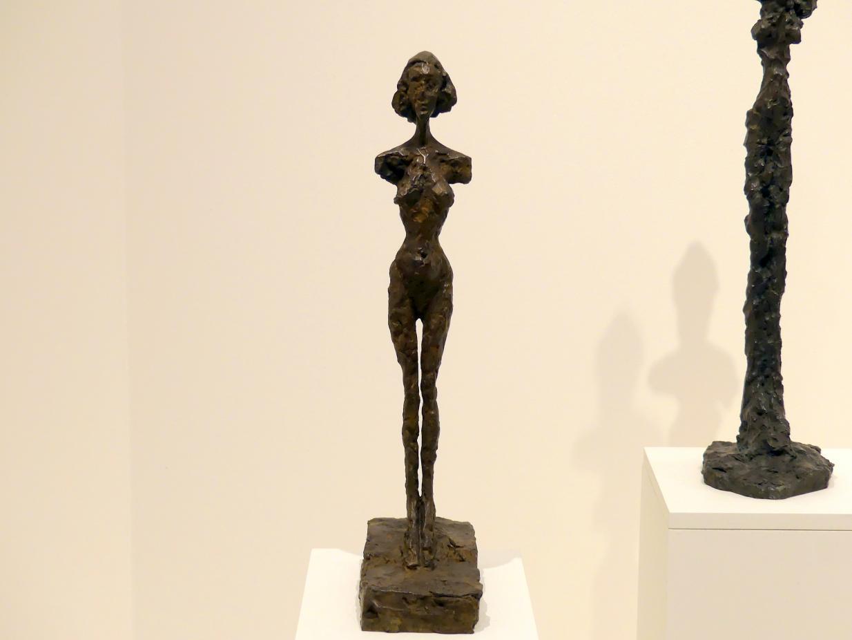 Alberto Giacometti: Annette stehend, um 1954