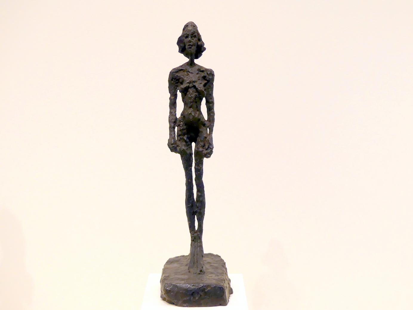 Alberto Giacometti: Annette aus dem Leben, 1954
