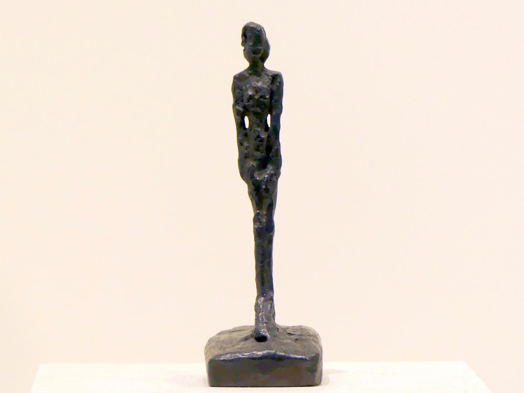 Alberto Giacometti: Statuette, 1953 - 1954