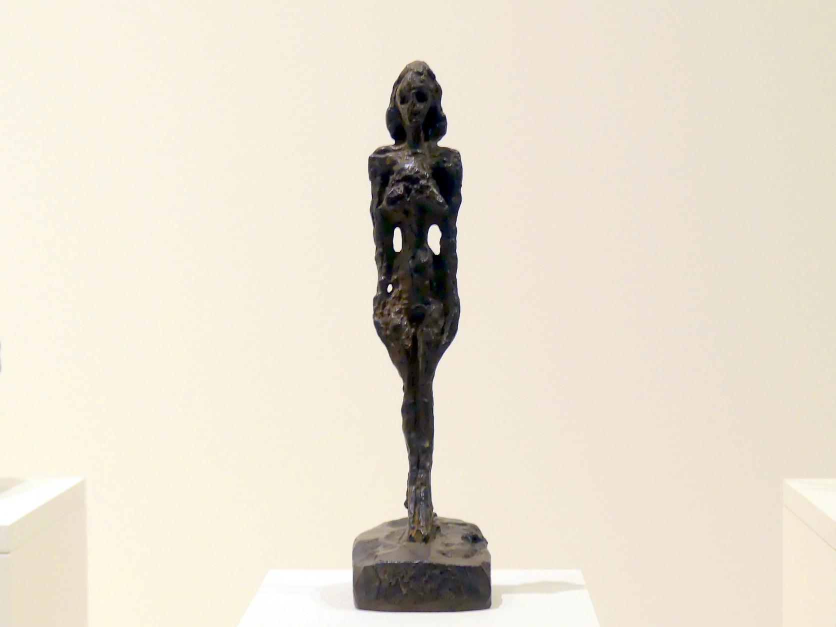 Alberto Giacometti: Stehende Frau, 1953 - 1954