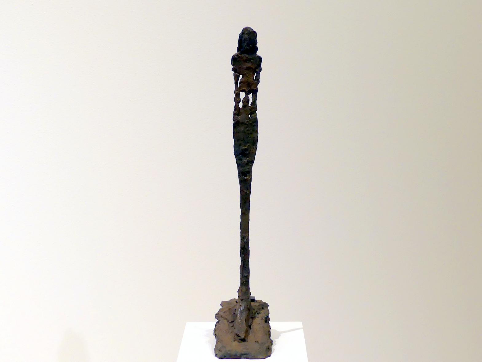 Alberto Giacometti: Stehende Frau, 1951 - 1952